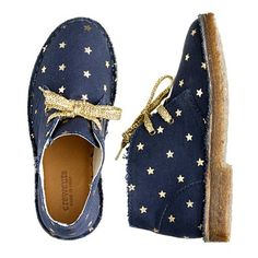 stars - girl's shoes