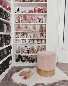 Small but sooooo! Soft velvet stool changes every room instantly … – Poufs – Home Decor Ikea Closet Ideas, Velvet Stool, Prada Marfa, Floor Seating, Ikea Storage, Shoe Organizer, Lounge, New Room, Dressing Room