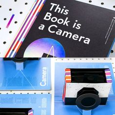 This Book is a Camera https://fancy.com/things/1036651415277148347/This-Book-is-a-Camera?ref=Inspirationfeed