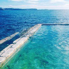Sydney ocean pool