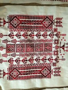 Palestine embroidery
