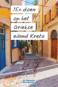 Met een oppervlakte van 8.336 km² is Kreta een van de grootste Griekse eilanden. We kunnen je een checklist geven van 15 dingen die je echt moet doen, verspreid over het hele eiland, maar dat heeft geen zin. Je reist niet 'even' van het meest westelijke deel naar het meest oostelijke puntje. Om deze reden hebben we het eiland in drieën gehakt en per gebied de must do's op een rij gezet op ons blog!