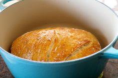Mrs. Schwartz's Kitchen: Easy Artsian Bread