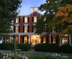 1. Brampton Bed And Breakfast Inn, Chestertown