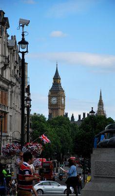 Лондон на расстоянии вытянутой руки. #Лондон #бигБен #London #bigBen