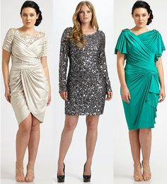 Saks' Salon Z Has Plus-Size Designer Dresses For Every Occasion, In Every Size