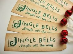 Love these gift tags!  Shared by Simon Alexander