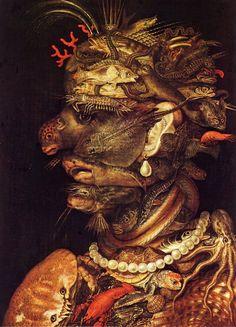 Giuseppe Arcimboldo ~ Mannerist painter | Tutt'Art@ | Pittura * Scultura * Poesia * Musica |