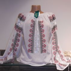 Romanian traditional blouse -  IE