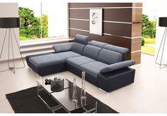 Rozkládací rohová sedačka ODYSSEA Outdoor Sectional, Sectional Sofa, Couch, Decoration Design, Outdoor Furniture, Outdoor Decor, Home Decor, Ua, White People