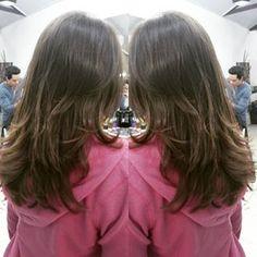 Uma opção para você que é do time do repicado e não abre! | 15 cortes de cabelos longos pra quem quer só tirar as pontinhas