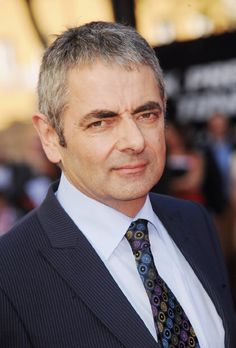 Actor Rowan Atkinson arrives for the UK Premiere of Johnny English Reborn at the Empire Leicester Square in London, England on 2 October 2011 (Photo by Stuart Wilson) © 2011 Getty Images