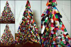 4 ideas recicladas para Navidad