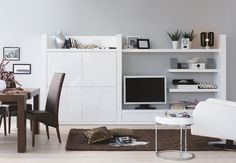 KIBUC, muebles y complementos - Detalle Salón Comedor