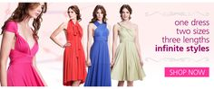 Henkaa convertible dresses are the perfect option for bridesmaids, weddings, choirs, and everyday wear. Curated collections fitting up to plus size Choir Uniforms, Wedding Bridesmaids, Bridesmaid Dresses, Multi Way Dress, Free Fabric Swatches, Convertible Dress, Infinity Dress, Everyday Fashion, Shop Now