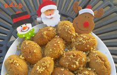 Το Ελληνικό Χρέος στη Γαστρονομία: Η μοναδική συνταγή που θα χρειαστείτε για μελομακά... Gingerbread Cookies, Muffin, Traditional, Breakfast, Desserts, Blog, Christmas Recipes, Debt, Greek