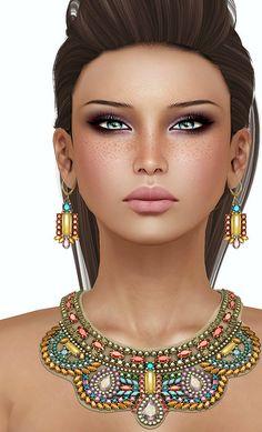 Belleza for FLF – Millie Skin   Flickr - Photo Sharing!