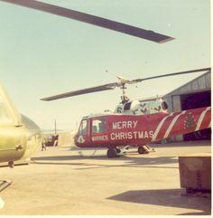 Chopper at Marble Mountain, 1970