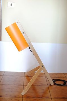 Picture of Wood Design Lamp