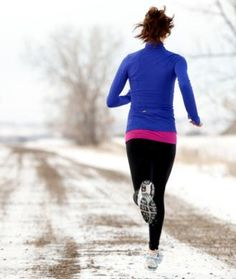 Layer Your Clothes - Stay Warm During Your Winter Run - Shape Magazine