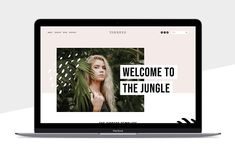 Squarespace Template