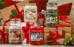Yankee Candle Perfect Christmas Vánoce 2017