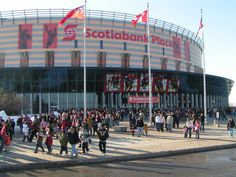 Ottawa, Ontario - Scotiabank Place (formerly known as Corel Centre and Palladium) Scotia Bank, Canadian Tire Centre, See Games, Niagara Region, Sports Stadium, Lake Huron, Lake Erie, The Province, Lake Superior