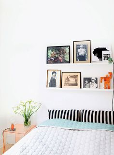 How to decorate your room if you live with a boy: Display the things you both like | For more ideas, click the picture or visit www.thedebrief.co.uk