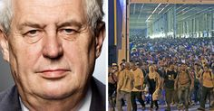 """Share on Facebook Share on Twitter Milos Zeman says children, the old and sick deserve compassion but young single men fleeing Middle East should stay behind and take up arms. The Czech president, Milos Zeman, has called the movement of refugees into Europe """"an organised invasion"""" and declared that young men from Syria and Iraq …"""