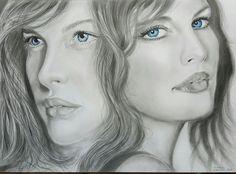 #drawing #actress #livtyler #matita polvere di grafite carta Canson #art #passion #portrait ✏✏✏👍👍#follwing #like #share