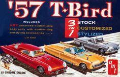 AMT 57 T-Bird box art