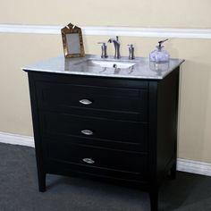 """35"""" Single Bathroom Vanity Set"""