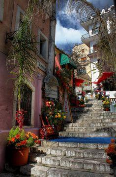 Taormina ~ Sicily, Italy