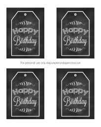 chalkboard birthday tag printable.png - Box