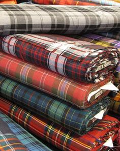 Mad for plaid!