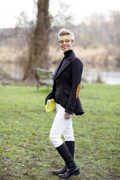 Forgoing Trends with Equestrian Golden Oldies