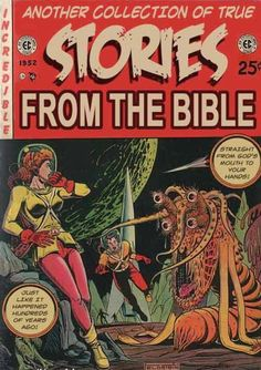 Stories from the Bible, 1952. It's intergalactic!