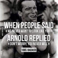 Big quotes from big people  #arnold #arnoldschwarzenegger #schwarzenegger #quote #entreprenura #entrepreneur #motivation