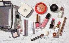 The Beauty Look Book: Inside My Makeup Bag