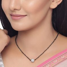 Diamond Mangalsutra, Gold Mangalsutra Designs, Beaded Jewelry, Beaded Necklace, Gold Jewelry, Gold Necklace, Beaded Anklets, Pandora Jewelry, Jewelry Sets