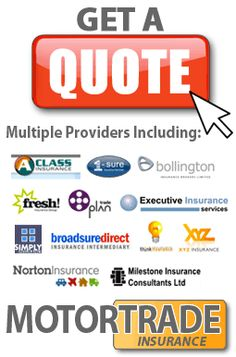 Compare the cheapest motor trade insurance quotes now at www.traders365.co.uk - simply enter your details in our quick quote form and compare the best deals for your business.