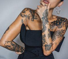 Piercing Tattoo, Arm Tattoo, Body Art Tattoos, New Tattoos, Tribal Tattoos, Girl Tattoos, Small Tattoos, Sleeve Tattoos, Tattoos For Women