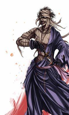 Rurouni Kenshin - Shishio