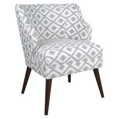 Skyline Custom Upholstered Modern Chair