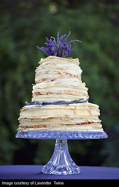 Crepes are better than cake