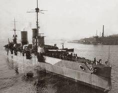 Russian Battleship, Marat