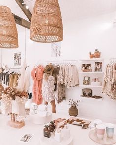 spell byron bay spell byron bay spell byron bay The post spell byron bay appeared first on Fashion Chic. Bohemian Clothing Stores, Clothing Boutique Interior, Clothing Store Displays, Clothing Store Design, Boutique Interior Design, Boutique Fashion, Ideas De Boutique, Boutique Decor, A Boutique