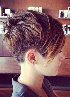 Best Hair Color for Short Pixie Cut