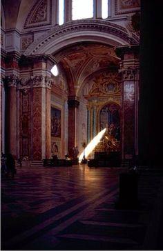 Santa Maria degli Angeli e dei Martiri (renovation of the Baths of Diocletian by Michelangelo), Roma