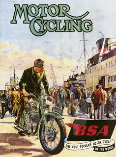 BSA motorcycle seats - Google Search
